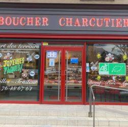 boucherie l'art des terroirs soutient Grenoble Parmentier Escrime