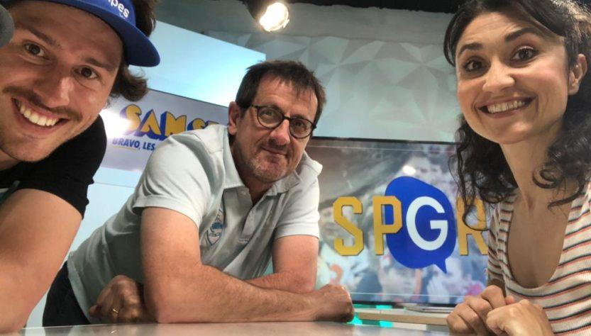 Didier marguerettaz télégrenoble G-Sport master épée dames de vaujany 2021